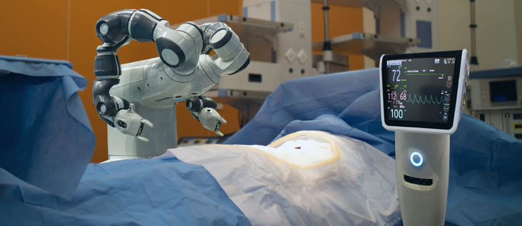 surgery robots in healthcare