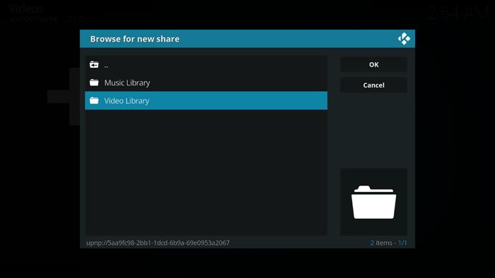 raspberry pi video library