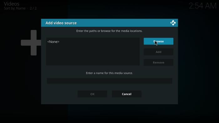 raspberry pi video source