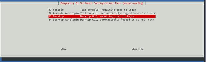 Boot to desktop step 3/3