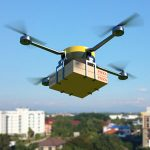 Go Inside the Drones That Are Changing Food Delivery