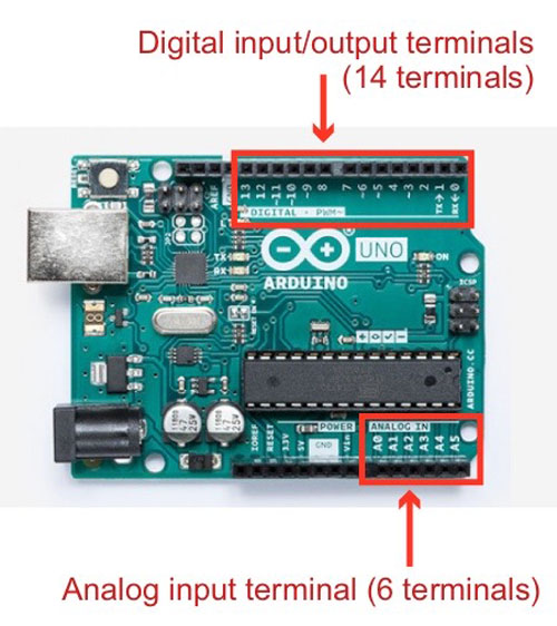 TECH INFO Arduino基础:通过数字输出控制LED照明
