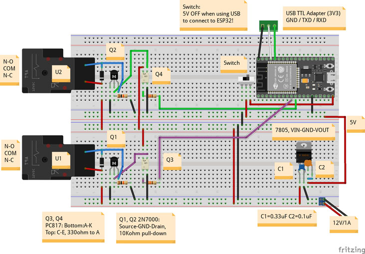 Wi-Fi switch fritzing diagram
