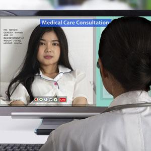 remote healthcare telemedicine
