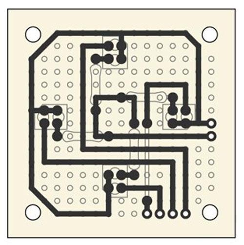 GPIO on Raspberry Pi solder side