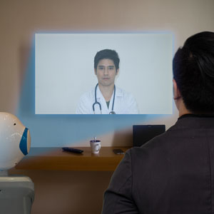 remote healthcare technology