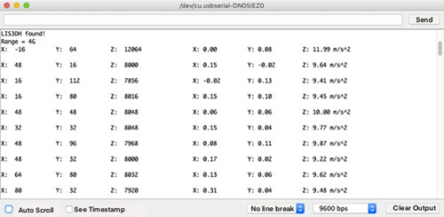 Arduino IDE menu