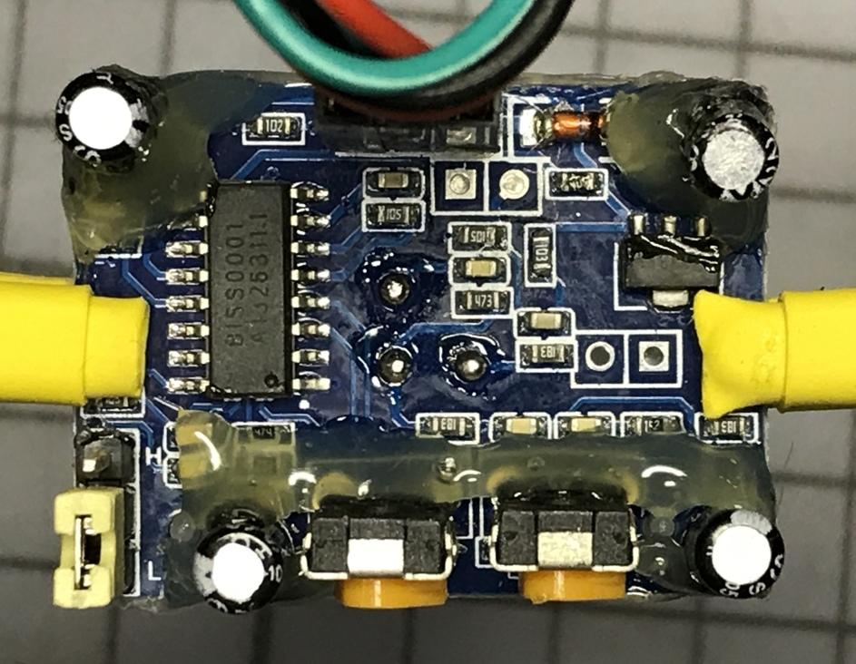 HC-SR501 back