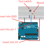 The Basics of Arduino: Reading Switch States