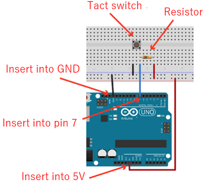 the basics of arduino reading switch states