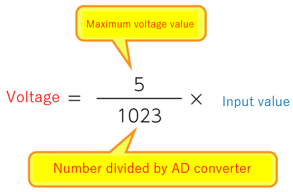 how to calculate the voltage