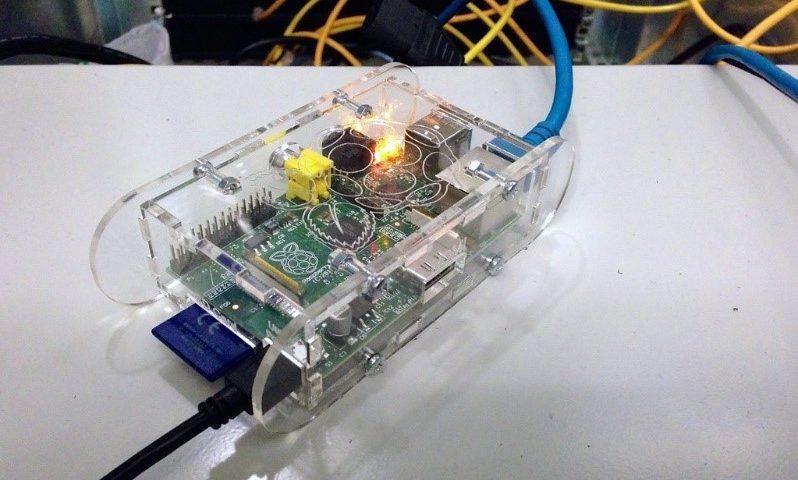 Pi server