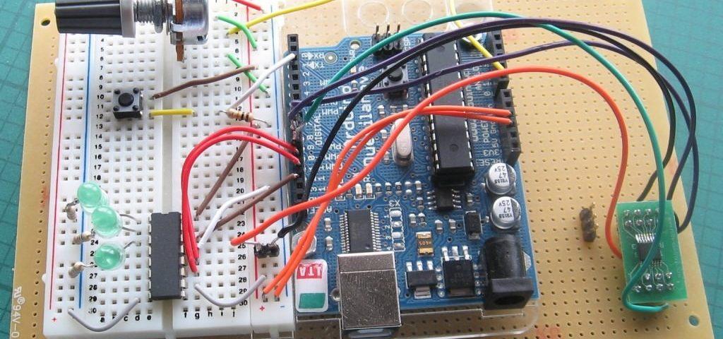 arduino & potentiometer
