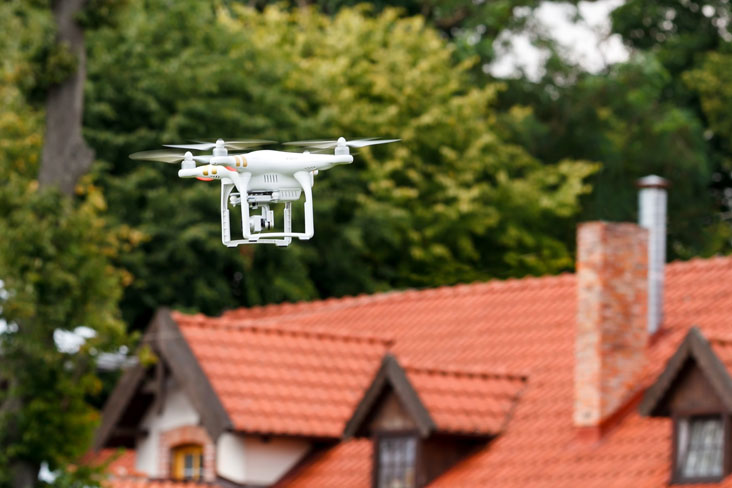 quests for hobby drone at home