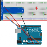 Connecting a Raspberry Pi to an Arduino Uno