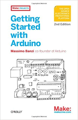 Getting Started with Arduino book