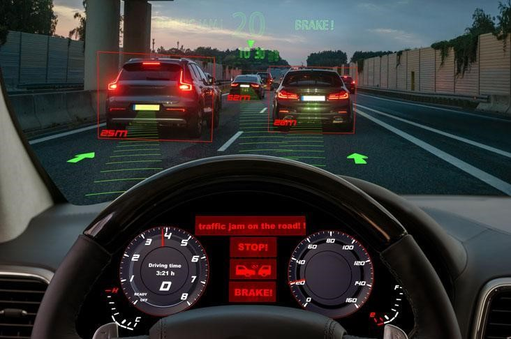 navigation hardware for self driving cars