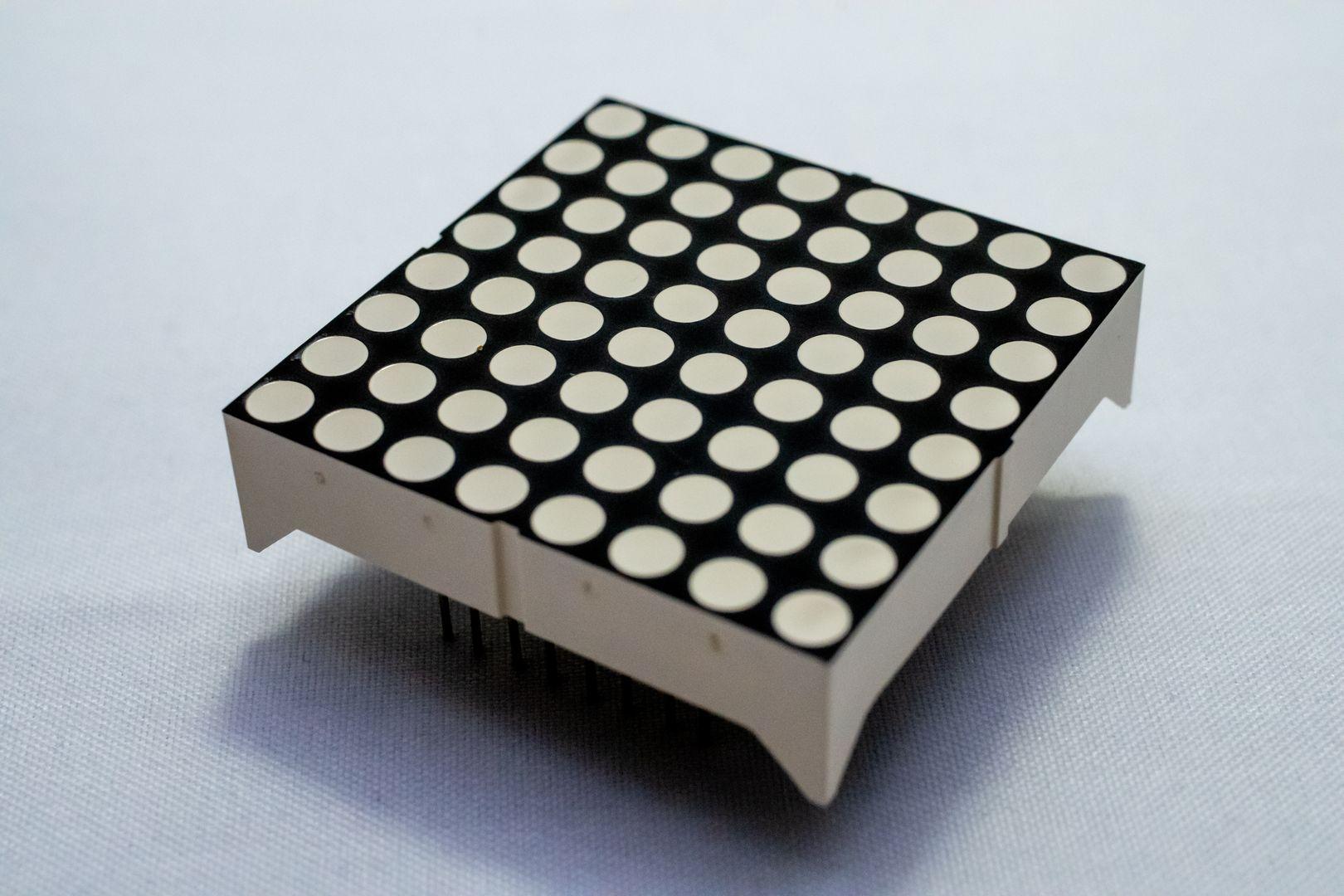 dot matrix LED
