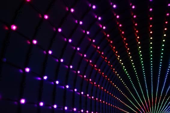 large dot-matrix LED