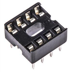8-pin IC socket